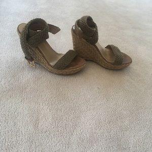 Stuart Weitzman Wedge Shoe